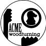 Acme Woodturning (Anthony Harris) logo